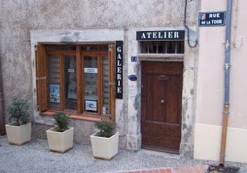 Atelier galerie Jean-Yves Le Breton